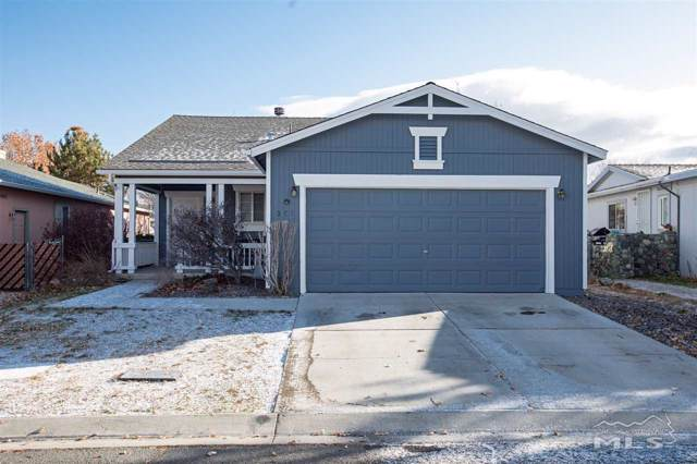 301 Rue De La Fauve, Sparks, NV 89434 (MLS #190017525) :: The Mike Wood Team