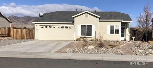602 Sunrise Dr, Dayton, NV 89403 (MLS #190017545) :: Vaulet Group Real Estate
