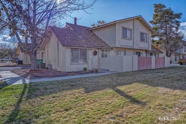 32 Condor Circle, Carson City, NV 89701 (MLS #190017549) :: Vaulet Group Real Estate