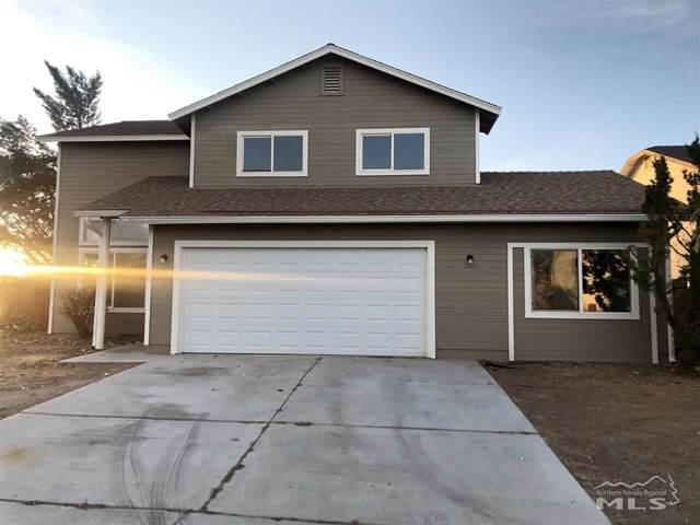 101 Double Eagle Dr, Fernley, NV 89408 (MLS #190017550) :: Vaulet Group Real Estate