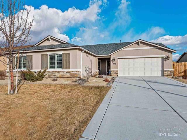 1232 Stratton, Dayton, NV 89403 (MLS #190017553) :: Vaulet Group Real Estate