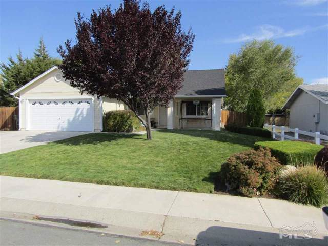 709 Addler Rd., Gardnerville, NV 89460 (MLS #190017555) :: Ferrari-Lund Real Estate