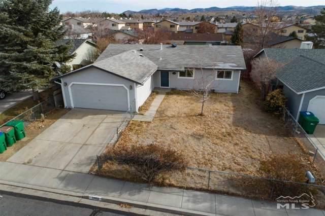 1003 Ladera Drive, Carson City, NV 89701 (MLS #190017588) :: Harcourts NV1