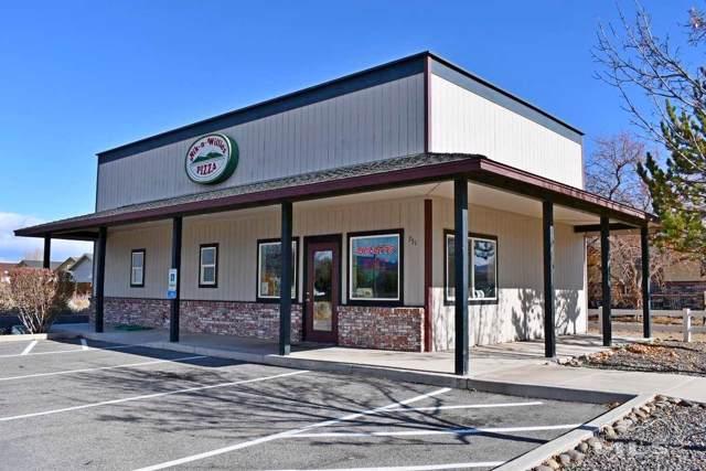751 Tillman, Gardnerville, NV 89460 (MLS #190017590) :: Chase International Real Estate