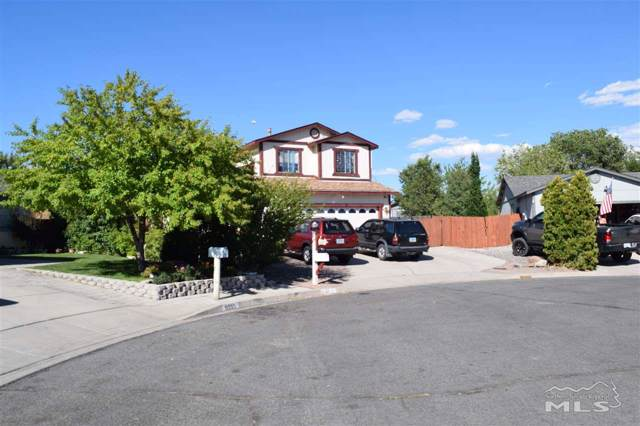 6345 E Chinook Street, Sun Valley, NV 89433 (MLS #190017599) :: Ferrari-Lund Real Estate