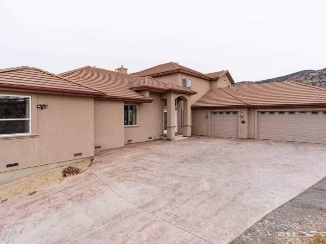 13520 Rim Rock Drive, Reno, NV 89521 (MLS #190017600) :: Ferrari-Lund Real Estate