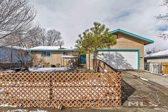 1324 La Loma, Carson City, NV 89701 (MLS #190017607) :: Harcourts NV1