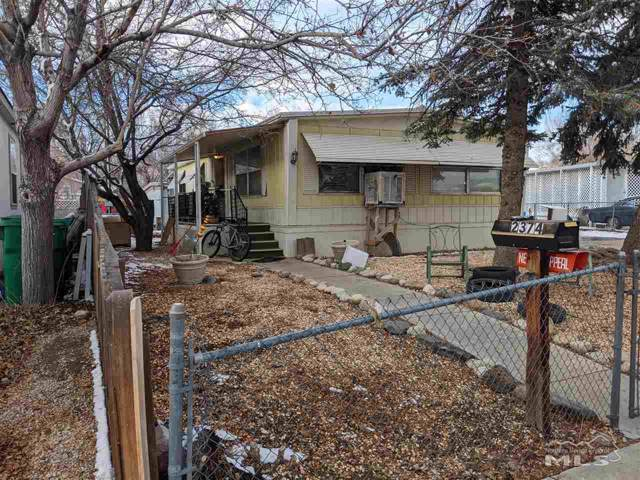 2374 Columbia, Carson City, NV 89706 (MLS #190017608) :: The Mike Wood Team