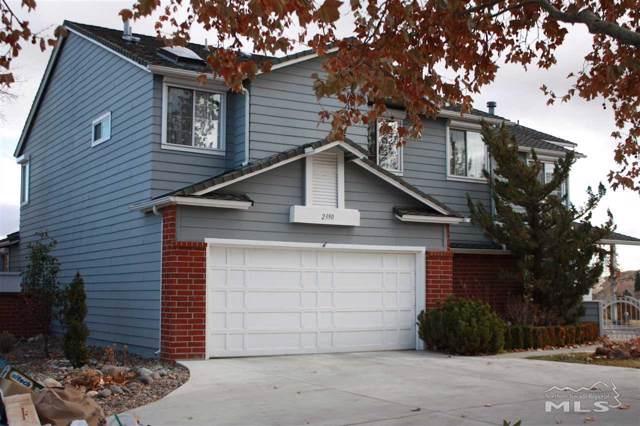 2390 Gold Ridge Dr., Reno, NV 89509 (MLS #190017625) :: Vaulet Group Real Estate