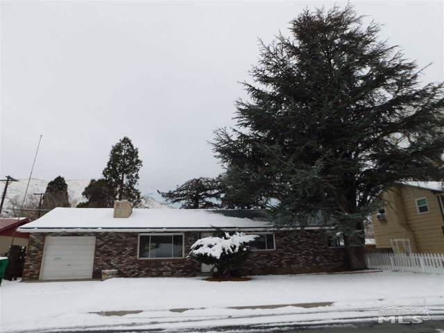 602 Mary St, Carson City, NV 80703 (MLS #190017630) :: Vaulet Group Real Estate
