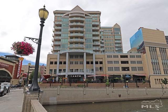50 N Sierra St #603, Reno, NV 89501 (MLS #190017636) :: Vaulet Group Real Estate
