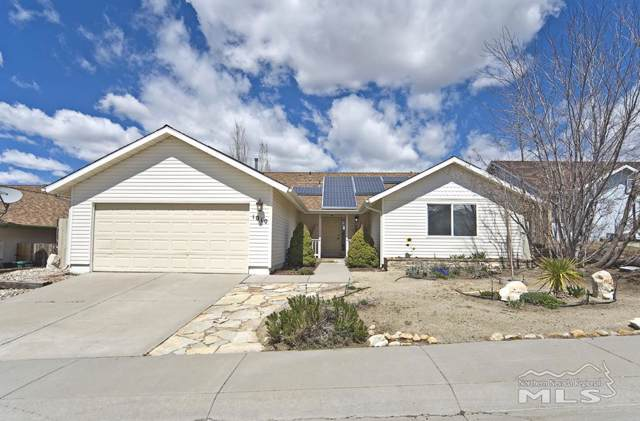 1010 Haystack, Carson City, NV 89705 (MLS #190017641) :: Ferrari-Lund Real Estate