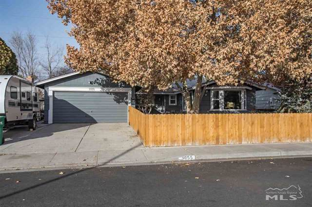 3055 Bobby Dr., Reno, NV 89502 (MLS #190017648) :: Vaulet Group Real Estate