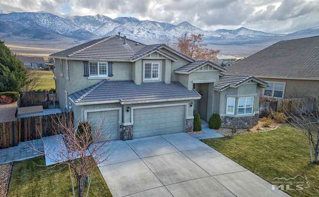 521 Cypress Point, Dayton, NV 89403 (MLS #190017649) :: Chase International Real Estate