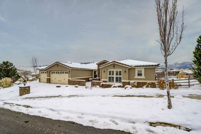 2105 Back Nine Trl, Reno, NV 89523 (MLS #190017661) :: Northern Nevada Real Estate Group