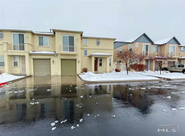 1271 Barossa Way, Carson City, NV 89701 (MLS #190017662) :: Vaulet Group Real Estate