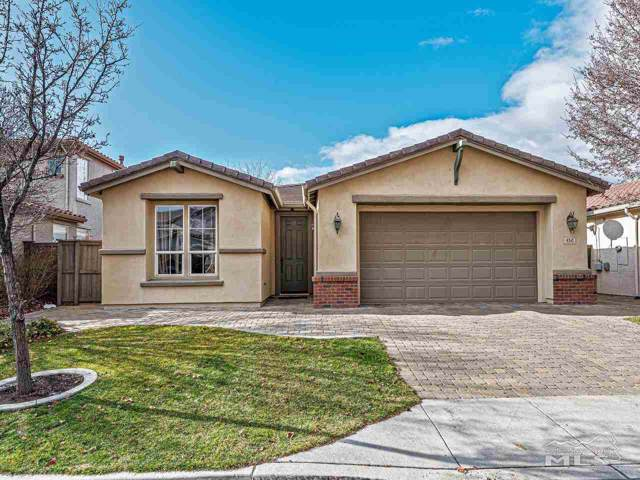 450 Alysheba  Court, Reno, NV 89521 (MLS #190017665) :: Chase International Real Estate