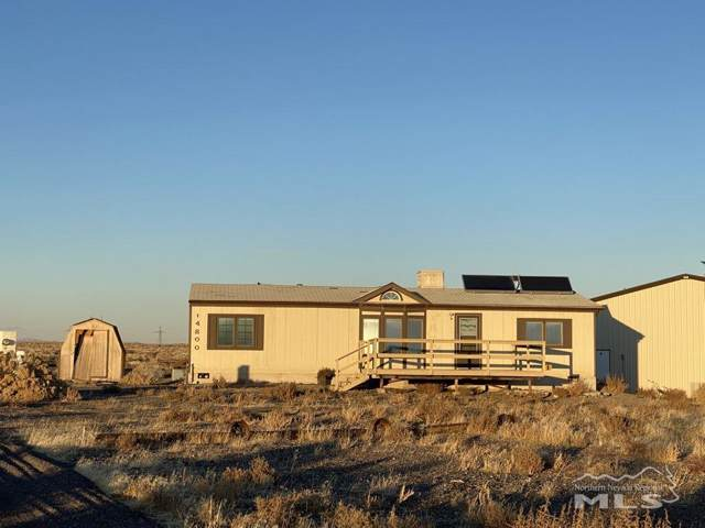 14800 Springflower, Fallon, NV 89406 (MLS #190017666) :: NVGemme Real Estate