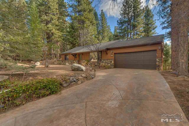 727 Lynda Court, Incline Village, NV 89451 (MLS #190017669) :: The Mike Wood Team