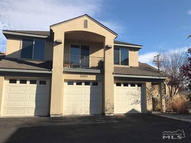 3681 Warren Way C, Reno, NV 89509 (MLS #190017672) :: Vaulet Group Real Estate