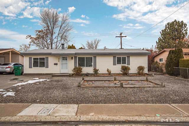 314 M Street, Sparks, NV 89431 (MLS #190017687) :: Northern Nevada Real Estate Group
