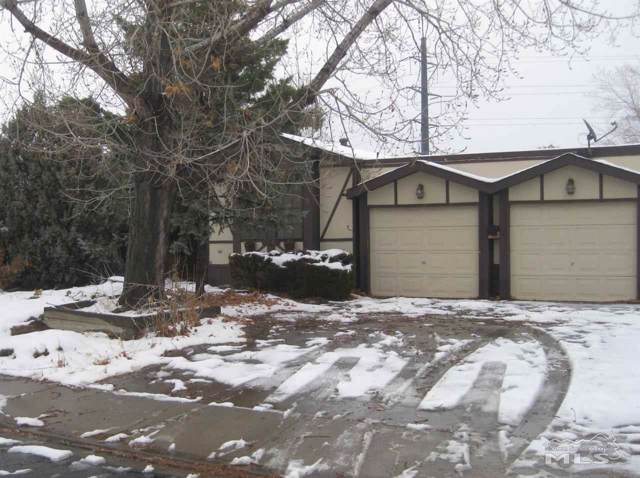 1041 Spartan Ave, Carson City, NV 89701 (MLS #190017693) :: Chase International Real Estate