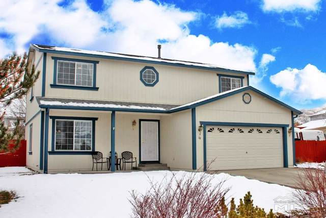 10 Brushland Court, Reno, NV 89508 (MLS #190017696) :: Vaulet Group Real Estate