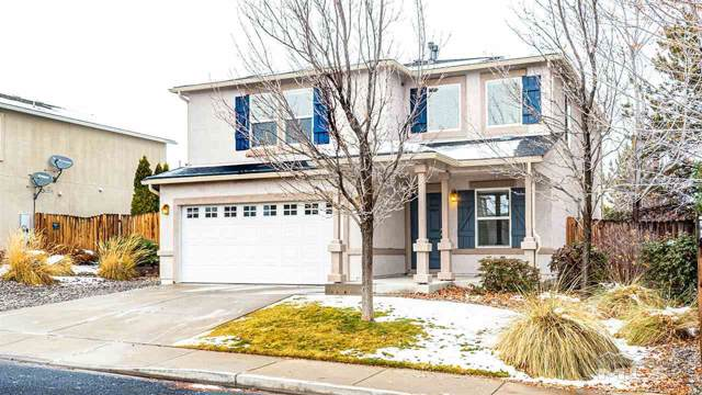 2855 Bryan St., Reno, NV 89503 (MLS #190017699) :: Vaulet Group Real Estate