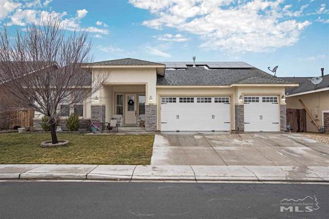 560 White Eagle, Fernley, NV 89408 (MLS #190017705) :: Joshua Fink Group