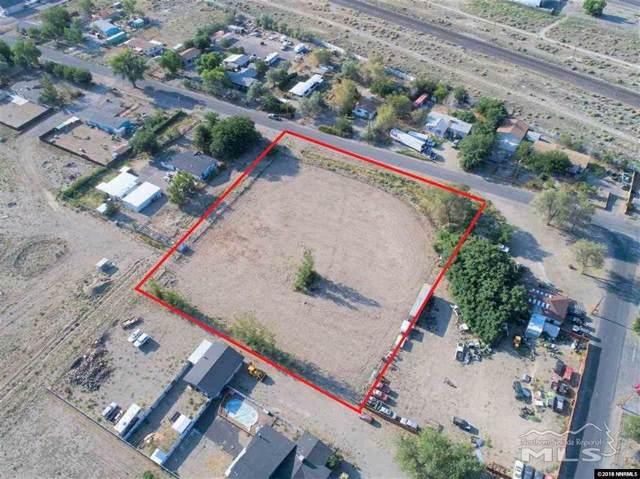 720 Fremont Street Par 1, Fernley, NV 89408 (MLS #190017719) :: Chase International Real Estate