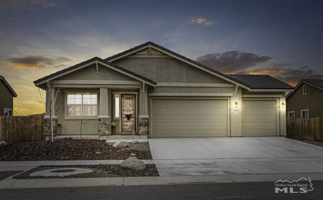 156 Jobe Drive, Dayton, NV 89403 (MLS #190017726) :: Chase International Real Estate