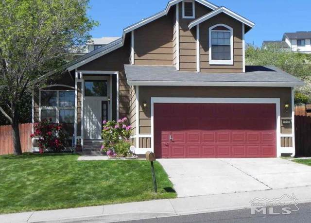 1703 Terrace Heights Lane, Reno, NV 89523 (MLS #190017733) :: The Mike Wood Team