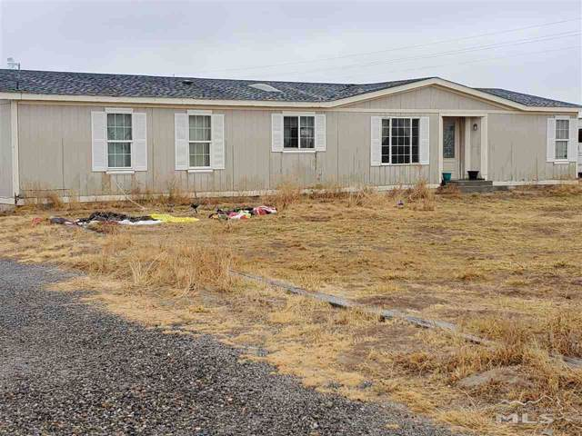 1890 Hilltop Road, Battle Mountain, NV 89820 (MLS #190017745) :: NVGemme Real Estate
