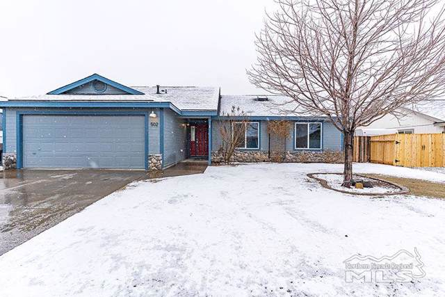 502 Santiago Way, Dayton, NV 89403 (MLS #190017749) :: Chase International Real Estate