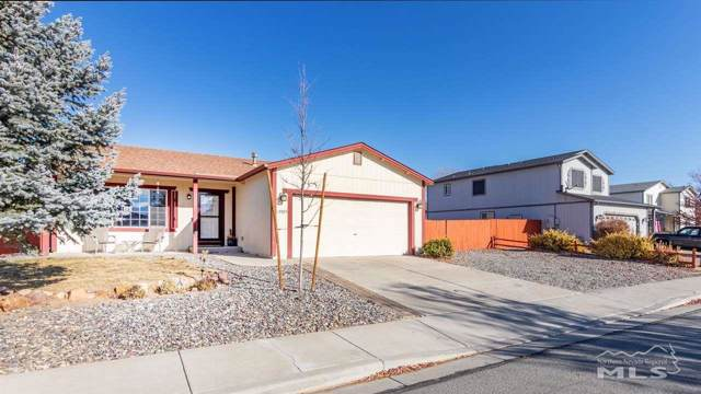 17925 Fonti Court, Reno, NV 89508 (MLS #190017756) :: Vaulet Group Real Estate