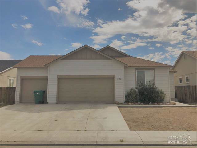 1425 Mountain Rose, Fernley, NV 89408 (MLS #190017777) :: Chase International Real Estate