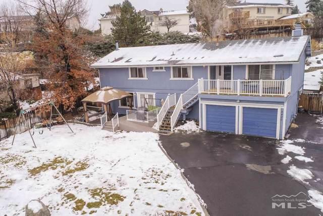 2420 Sagittarius, Reno, NV 89509 (MLS #190017783) :: Ferrari-Lund Real Estate