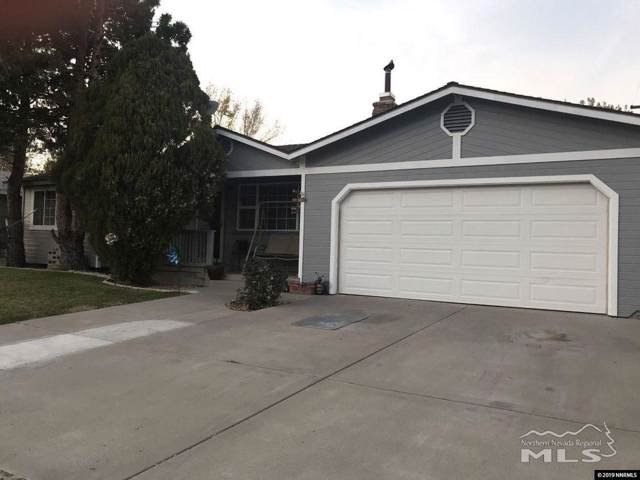604 Jeanell Drive, Carson City, NV 89703 (MLS #190017784) :: Ferrari-Lund Real Estate
