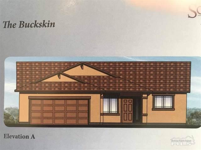 163 Royal Oaks Drive, Fernley, NV 89408 (MLS #190017786) :: Chase International Real Estate