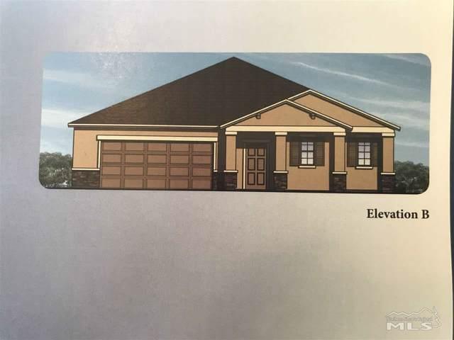 167 Royal Oaks Drive, Fernley, NV 89408 (MLS #190017788) :: Chase International Real Estate
