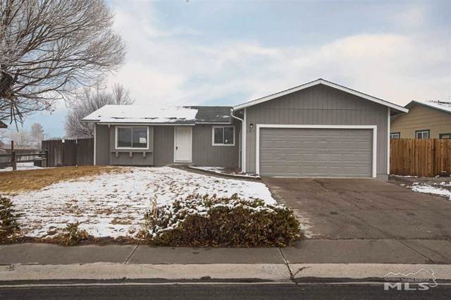 1311 Yellowjacket Lane, Gardnerville, NV 89460 (MLS #190017789) :: Ferrari-Lund Real Estate
