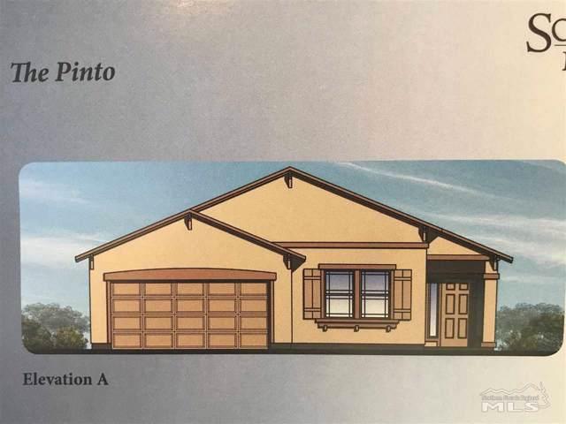 169 Royal Oaks Drive, Fernley, NV 89408 (MLS #190017790) :: Chase International Real Estate