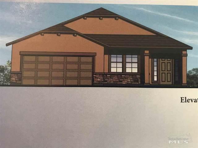 165 Royal Oaks Drive, Fernley, NV 89408 (MLS #190017795) :: Chase International Real Estate