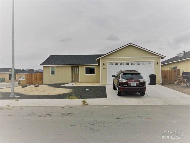 1866 Westward, Fernley, NV 89408 (MLS #190017797) :: Joshua Fink Group