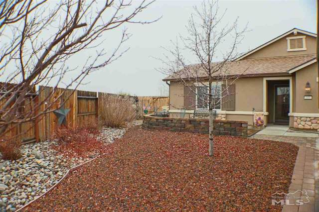 103 Bronc Ct., Dayton, NV 89403 (MLS #190017806) :: Chase International Real Estate
