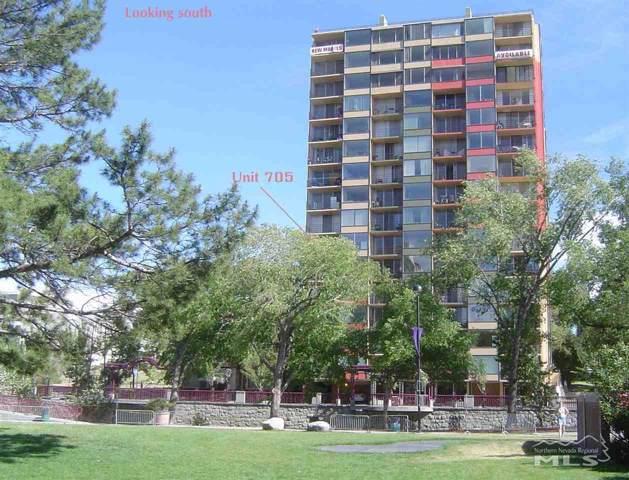 280 Island Ave #705, Reno, NV 89501 (MLS #190017810) :: Vaulet Group Real Estate