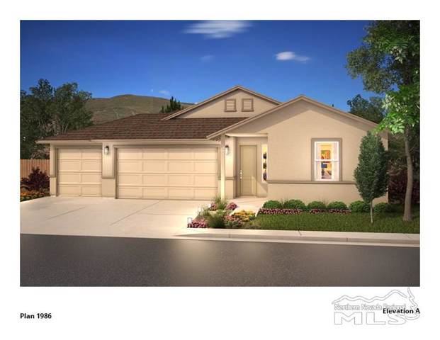 260 Sandy Ridge Court Lot 10, Reno, NV 89506 (MLS #190017811) :: Joshua Fink Group