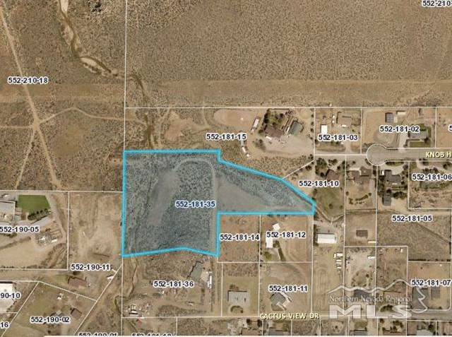 0 Cactus View, Reno, NV 89506 (MLS #190017818) :: Ferrari-Lund Real Estate