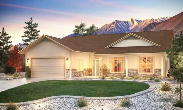 759 E Cottage Loop, Gardnerville, NV 89460 (MLS #190017822) :: Chase International Real Estate