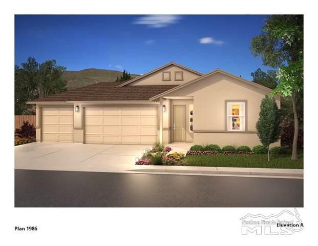 440 Scenic Ridge Drive Lot 16, Reno, NV 89506 (MLS #190017824) :: Ferrari-Lund Real Estate